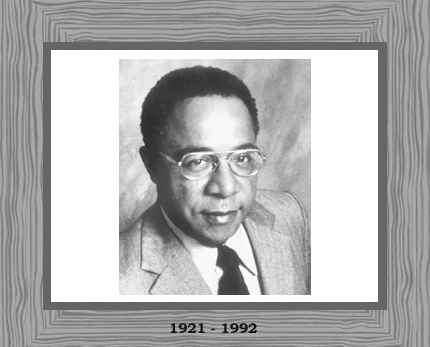 Alex Haley Photo