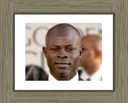 Djimon Hounsou Photo