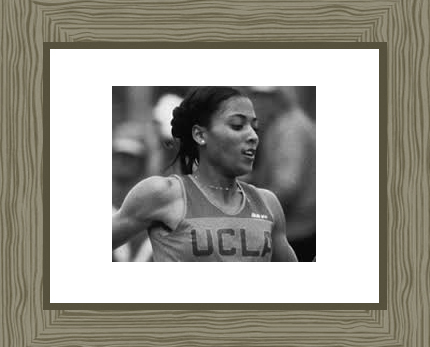 Florence Griffith-Joyner Photo