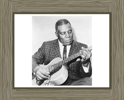 Howlin' Wolf Photo