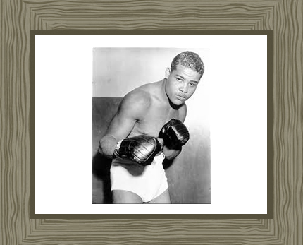 Joe Louis Photo