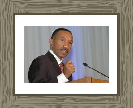 Kweisi Mfume Photo