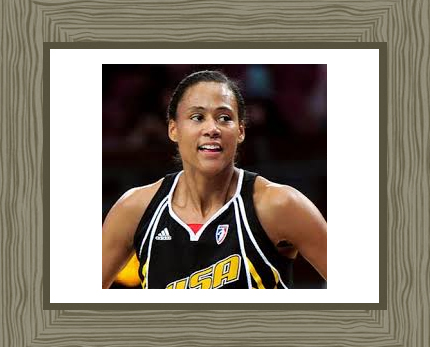 Marion Jones Photo