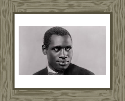 Paul Robeson Photo