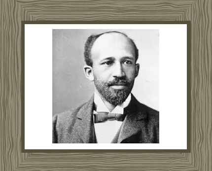 W.E.B. DuBois Photo