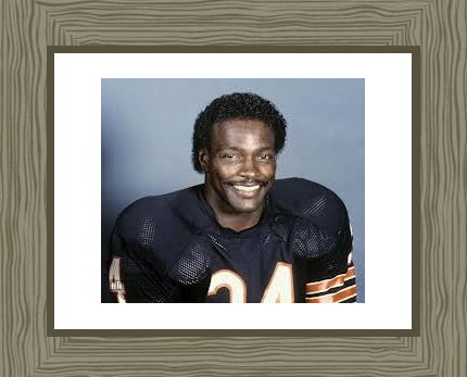 Walter Payton Photo